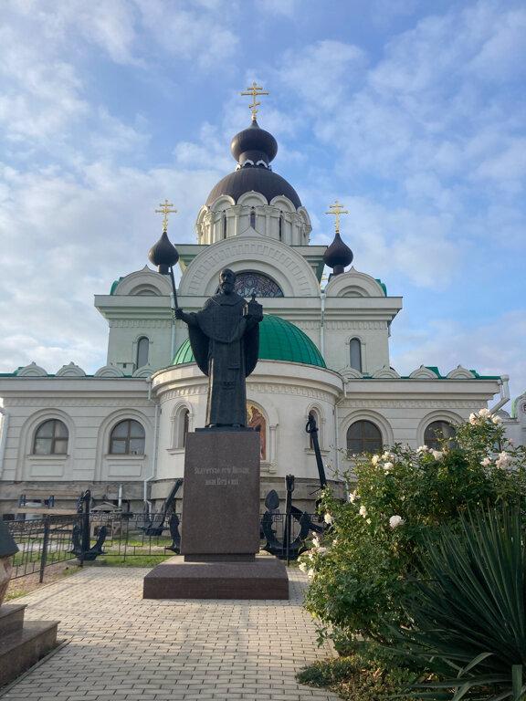 Wikimapia Храм святого Николая Чудотворца Севастополь