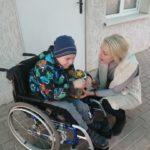 Благотворительность детей с ОВЗ