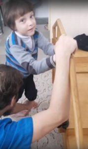 Дети ДЦП