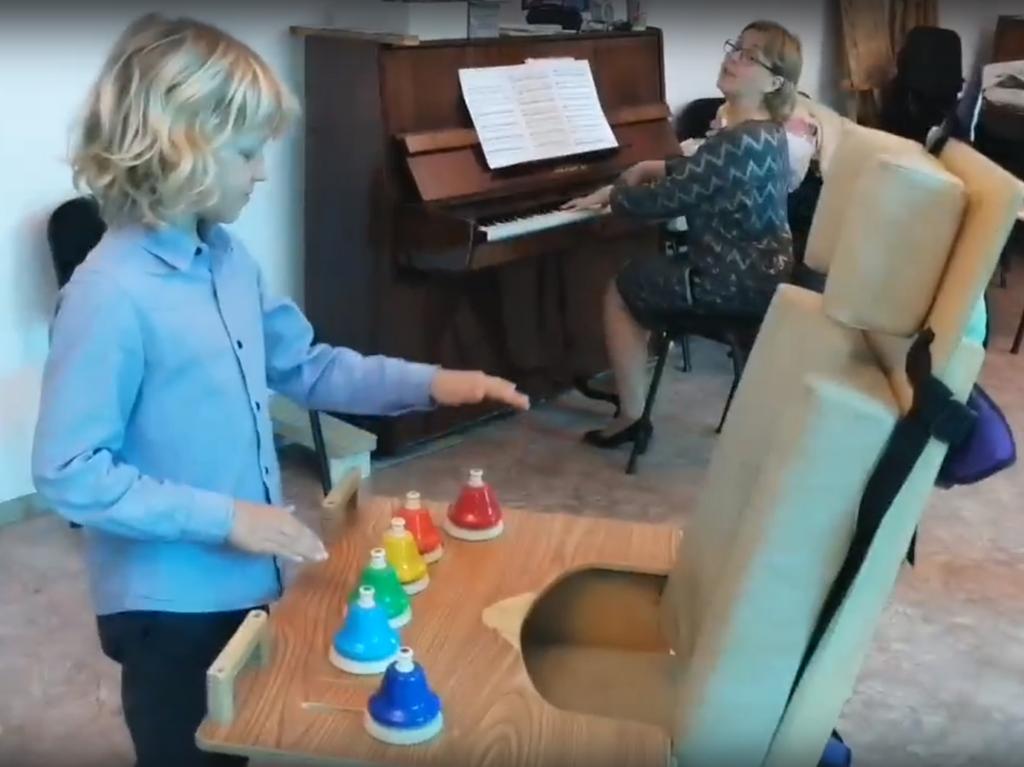 Талантливый музыкант Серёжа Городниченко