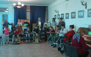 Репетиция концерта