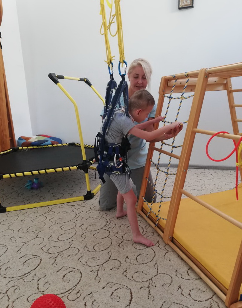Реабилитация детей с ОВЗ