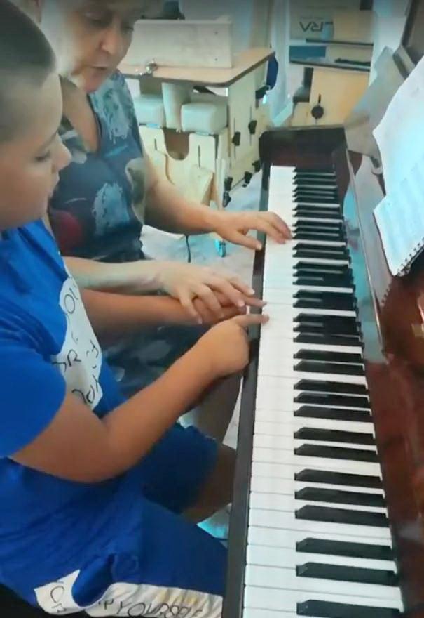 музыкальная коррекция